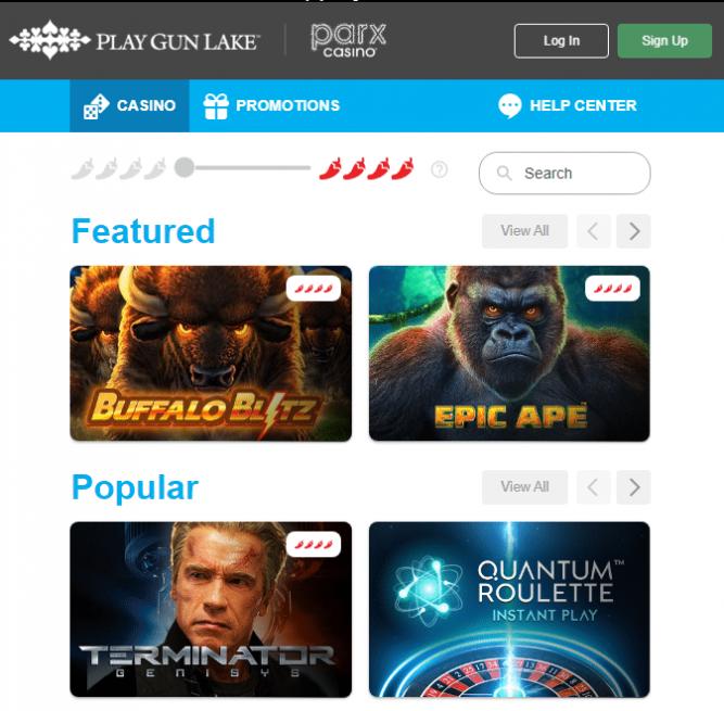 PlayGunLake Casino Promotions