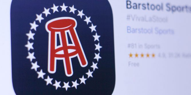 Joe Hand Promotions and Barstool Sports have partnered with UPshow to deliver Barstool Sports