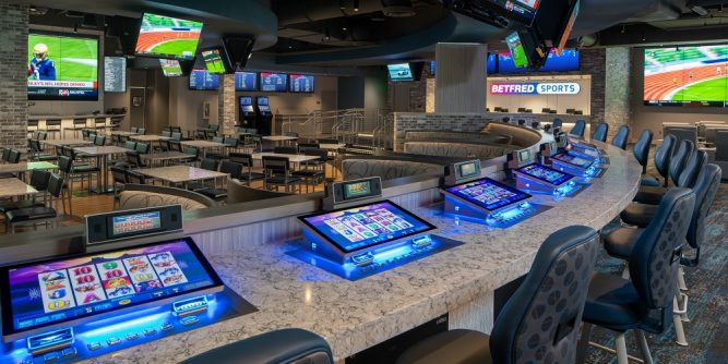 Sports betting operator Betfred Sports is expanding its US market presence into Louisiana through a partnership with Paragon Casino Resort.